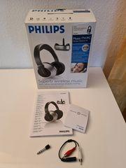 Philips Kabelloser HiFi-Kopfhörer SHC8545 inkl