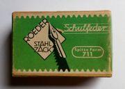 ROEDER Stahlzack Schulfeder 711 EF