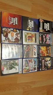 Playstation Play Station PS2 Spiele