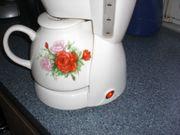 coffeemaxx Kaffeemaschine mit Kanne aus