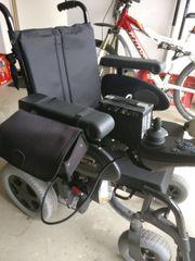 Rollstuhl elektrisch SUNRISE Quickie Tango