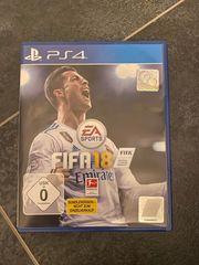 FIFA 18 zu verkaufen