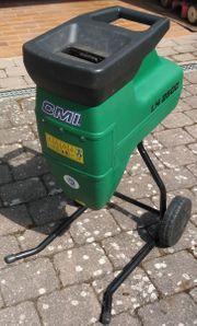 CMI Elektro-Gartenhäcksler LH 2500