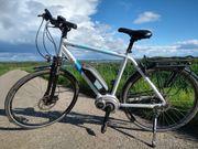 E-Bike Trekking LIQBIKE 28 Zoll