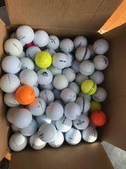 Golfbälle gebraucht - sofort bespielbar