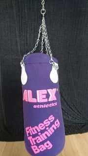 Alex Fitness Boxsack