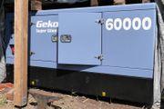 Stromaggregat Stromerzeuger GEKO Typ 60