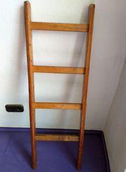 Alte Holzleiter Baumleiter 115x40 Dekoleiter
