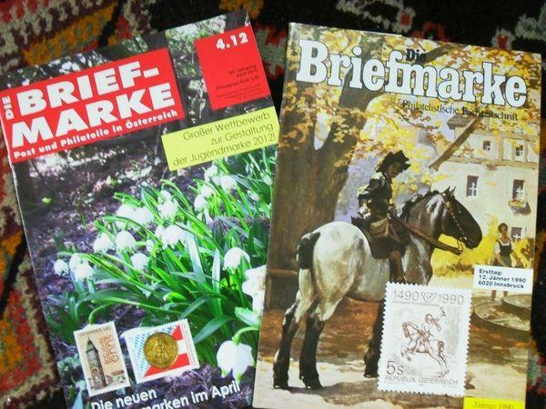 Die Briefmarke - Fachzeitschrift