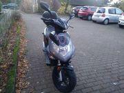 Garagenfahrzeug Neuwertig Motorroller Luxxon RY7
