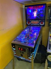 Verkaufe Flipper Terminator 2 T2