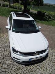 VW Tiguan Sound Panoramadach