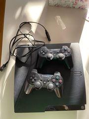PlayStation 3 inkl Spielen