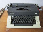 Schreibmaschine Olympia SKM 33 cm