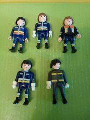 Playmobil Feuerwehr Männchen