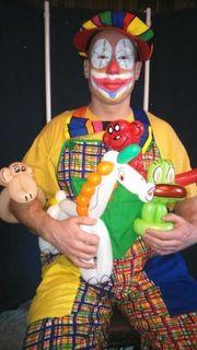 Ballonkünstler Künstler Alleinunterhalter Zauberer