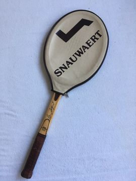 Bild 4 - Tennisschläger Snauwaert Brian Gottfried FLEX - Ludwigshafen Rheingönheim
