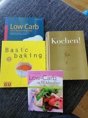 Kochbücher Low Carb Backen