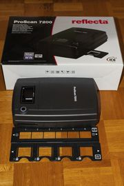 Diascanner Filmscanner Reflecta ProScan 7200