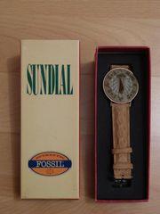Fossil Sundial Sonnenuhr - Sammlerstück Vintage