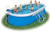Bestway Oval Fast Set Pool