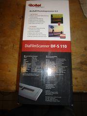 Rollei Dia und Filmscaner DS-F