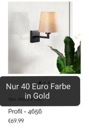 Wand lampe