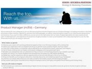 Product Manager m w d