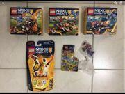 Lego 70311 70318 70339 70347