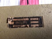 Altes Philips Transistor Radio