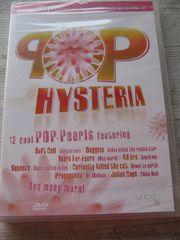 DVD POP HYSTERIA - 12 cool
