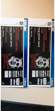 HOLLYWOOD VAMPIRES mit Johnny Depp