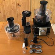 Neue AMBIANO Multifunktionale Küchenmaschine mit