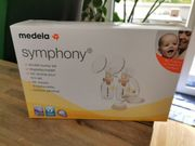 medela symphony - Muttermilchabpumpsystem