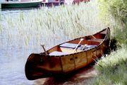 Kanu selbstgebaut