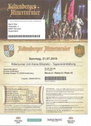 Kaltenberger Ritterturnier 2 Tickets für