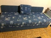 schlaf Couch zu verschenken