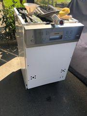 Geschirrspülmaschine Gorenje