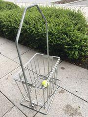 Tennisball Sammler