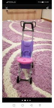 Barbie Kinderwagen