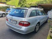 Mercedes E220 CDI Automatik