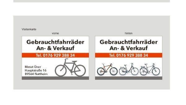 Fahrräder an verkauf