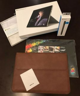 Notebooks, Laptops - Mircosoft Surface Pro 4 i7