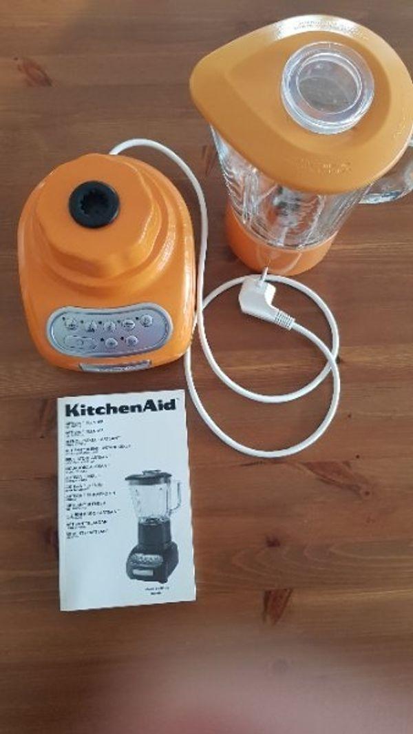 Kitchen Aid Artisan Blender Standmixer