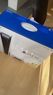 Playstation 5 Disc Edition - NEU