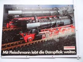 Fleischmann Eisenbahn - Auto Rallye - Spur H0: Kleinanzeigen aus Steuerwaldsmühle - Rubrik Modelleisenbahnen
