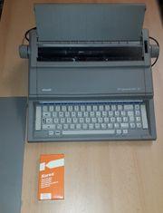 Olivetti Elektrische Schreibmaschine