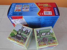 Soundwürfel Fahrzeuge: Kleinanzeigen aus Philippsburg - Rubrik Sonstiges Kinderspielzeug