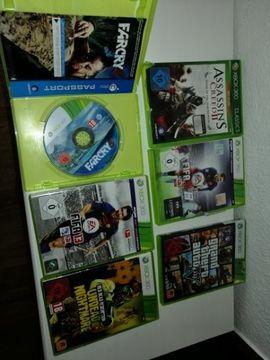 8 Xbox 360 Spiele: Kleinanzeigen aus Bad Kreuznach - Rubrik X-Box, Gerät & Spiele