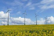 Bundesweit Freiflächen für Windkraftanlagen zur